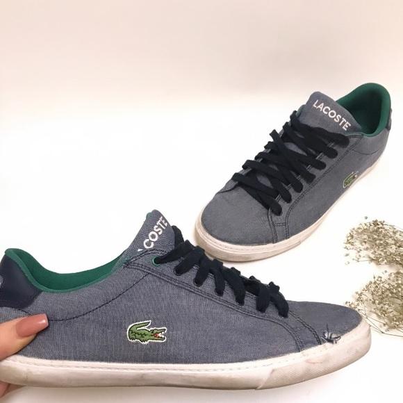 Lacoste Shoes | Mens Lacoste Denim Jean
